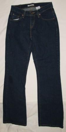 Levi Strauss 529 Curvy Jean Jeans Women's 4M