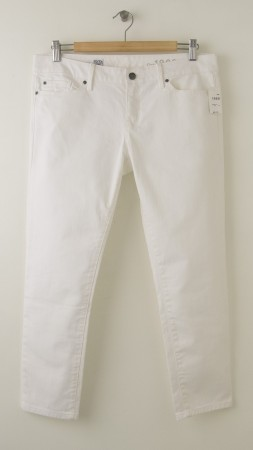 NEW Gap 1969 Always Skinny Skimmer Jeans in White