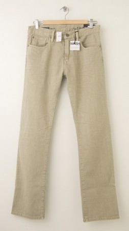 NEW Gap Men's 1969 Straight Jeans in Stone