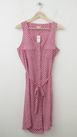 NEW Gap Printed Racerback Dress in Lantern Print