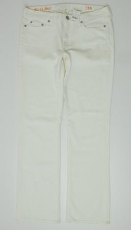 NEW J. Crew White Hipslung Jeans Women's 31R - 31 Regular