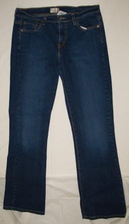 Levi Strauss Boot Cut Jeans Women's 10M