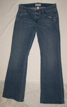 Abercrombie & Fitch Wide Leg Jeans Women's 6