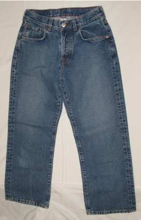 Lucky Brand Low Rise Easy Fit Cut Capri Jeans Women's 6 (28)