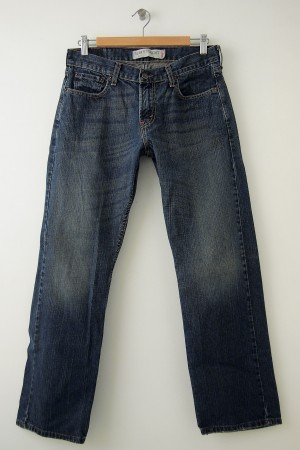 Levi Strauss 514 - Slim Straight Jeans Men's W30 L30