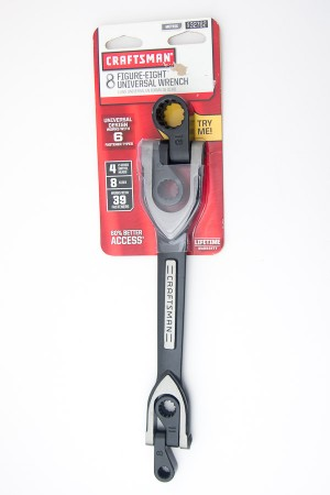 Craftsman Figure-Eight Universal Wrench Metric 9-32762