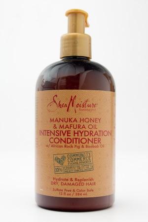 Shea Moisture Manuka Honey & Mafura Oil Intensive Hydration Conditioner 13 fl oz