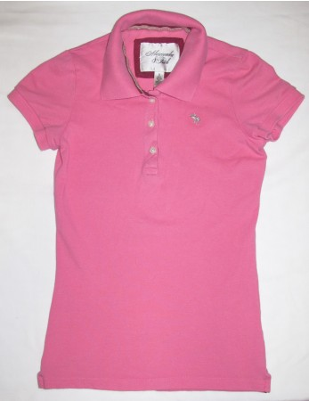 Abercrombie & Fitch Polo Shirt Women's S - Small
