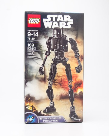 LEGO Star Wars K-2SO Buildable Figure #75120