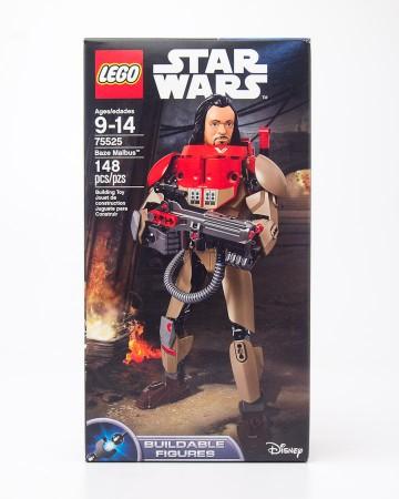 LEGO Starwars Baze Malbus Buildable Figure #75525