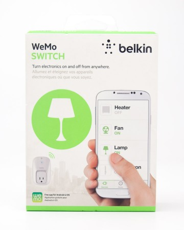 Belkin WeMo Switch F7C027fc