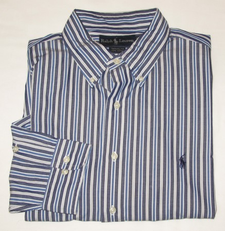 Ralph Lauren Yarmouth Shirt Men's 17.5-34/35