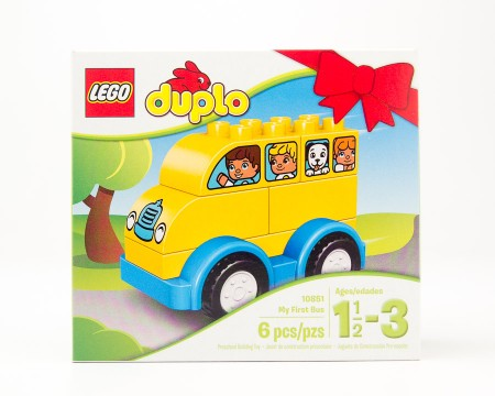 LEGO Duplo My First Bus #10851