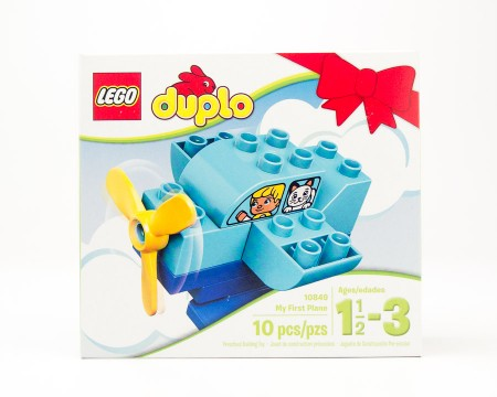 LEGO Duplo My First Plane #10849