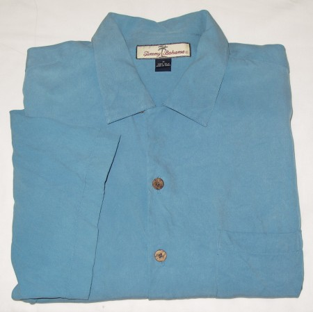Tommy Bahama Silk Hawaiian Shirt Men's M - Medium