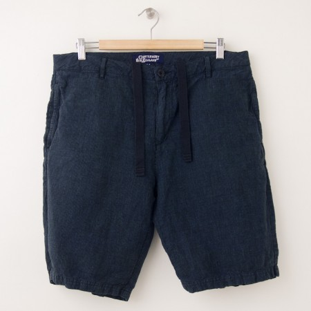 Canterbury of New Zealand Linen Shorts Men's 34