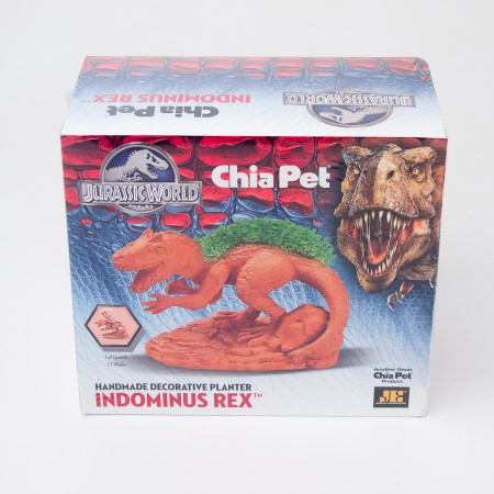 Chia Pet Pet Indominus Rex Decorative Planter