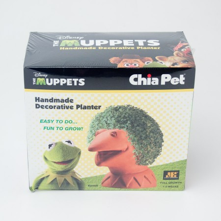 Chia Pet The Muppets Kermit Decorative Planter