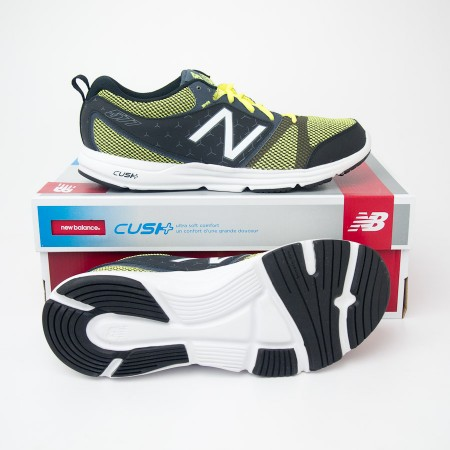New Balance Men's 577v4 Cross Training Shoe MX577GF4 in Yellow