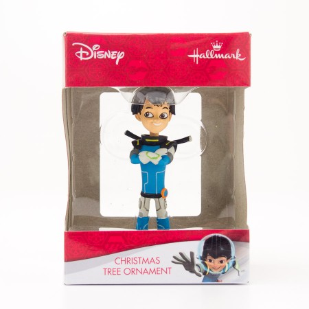 Hallmark Disney Junior Miles from Tomorrowland Christmas Tree Ornament 2016