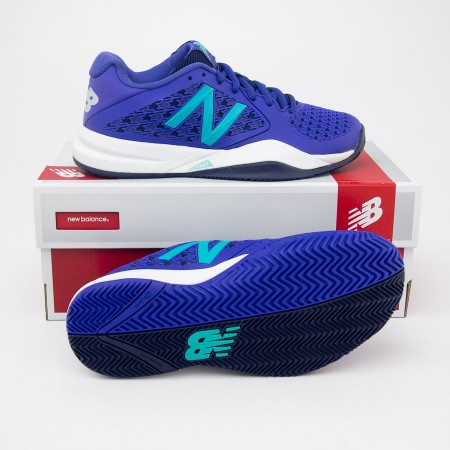 New Balance Women's 996v2 Court/Tennis Stability Shoes WC996PT2 in Purple