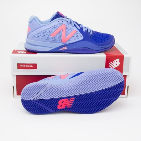 New Balance Women's 996v2 Court/Tennis Stability Shoes WC996SB2 in Spectral