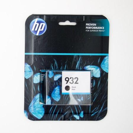 HP OfficeJet 932 Black Ink Cartridge CN057AN