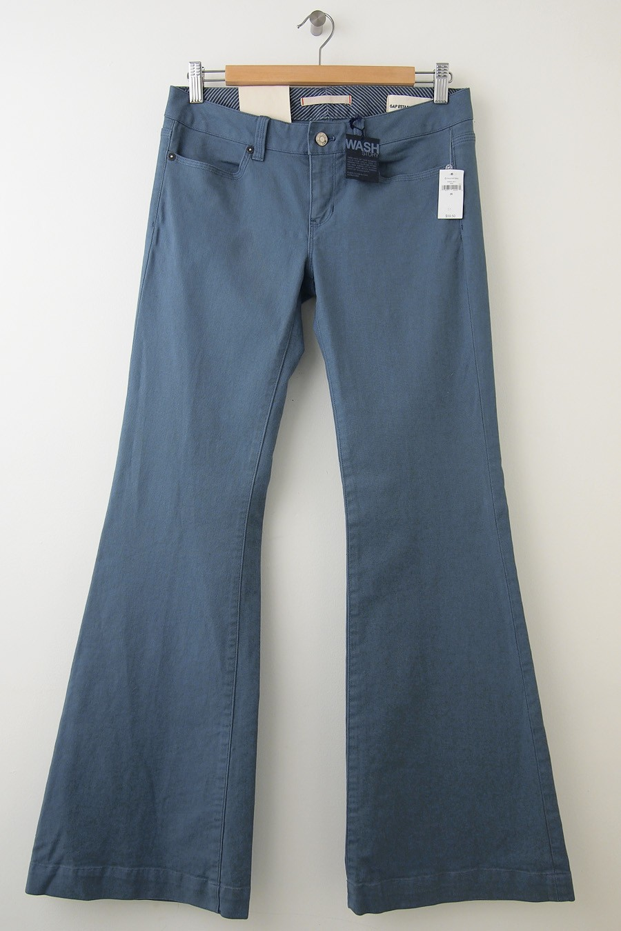 Simple Gap Leather Pants Women Size 10  EBay