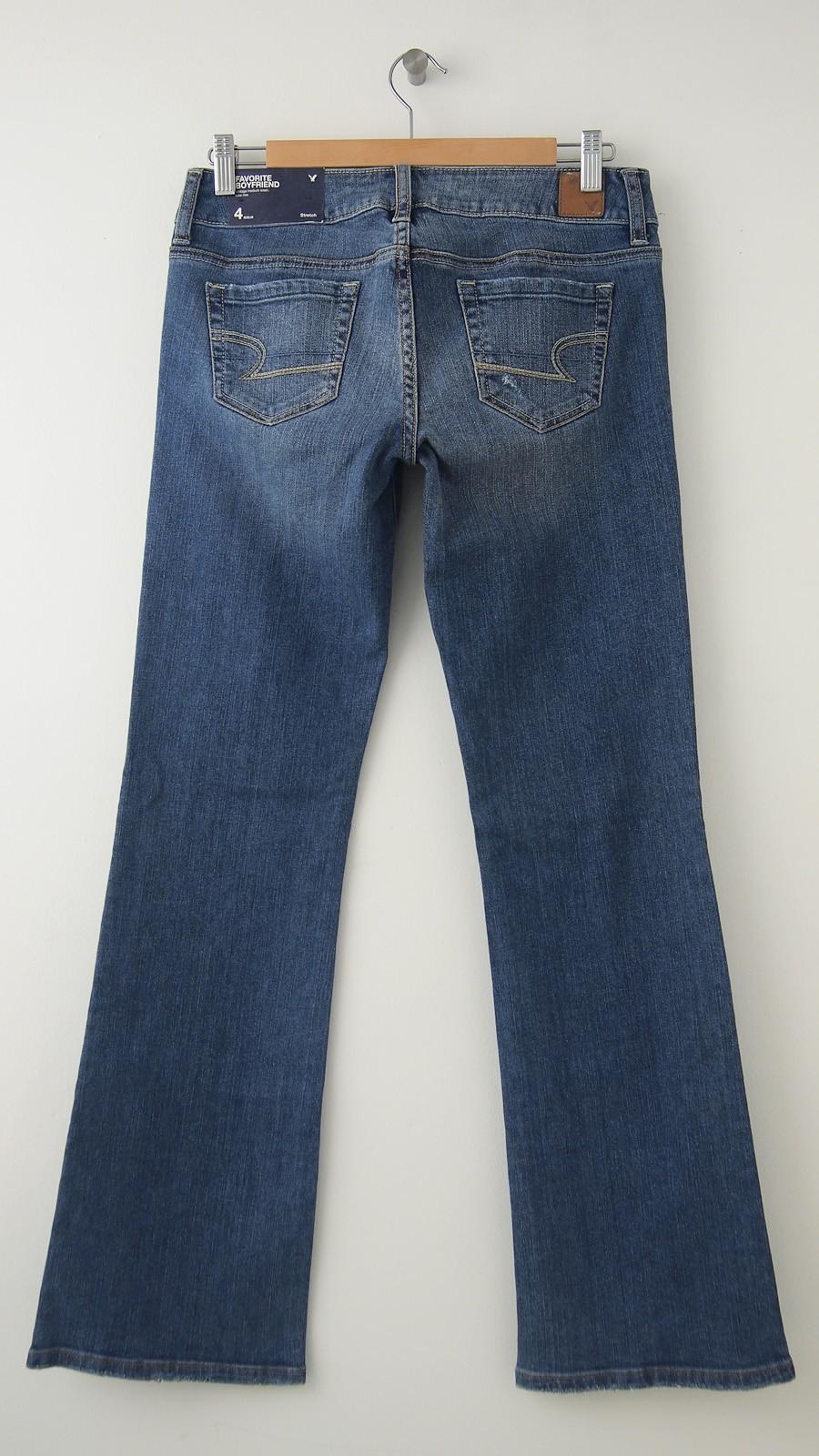 American Eagle Outfitters Favorite Boyfriend Jeans Women's ...