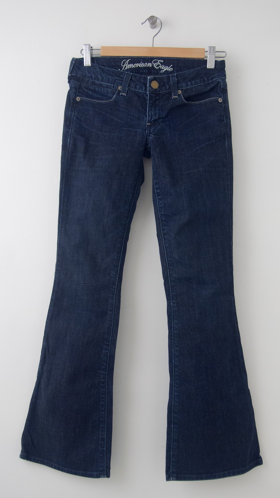 American Eagle Outfitters Real Flare Jeans Women S 0 Regular