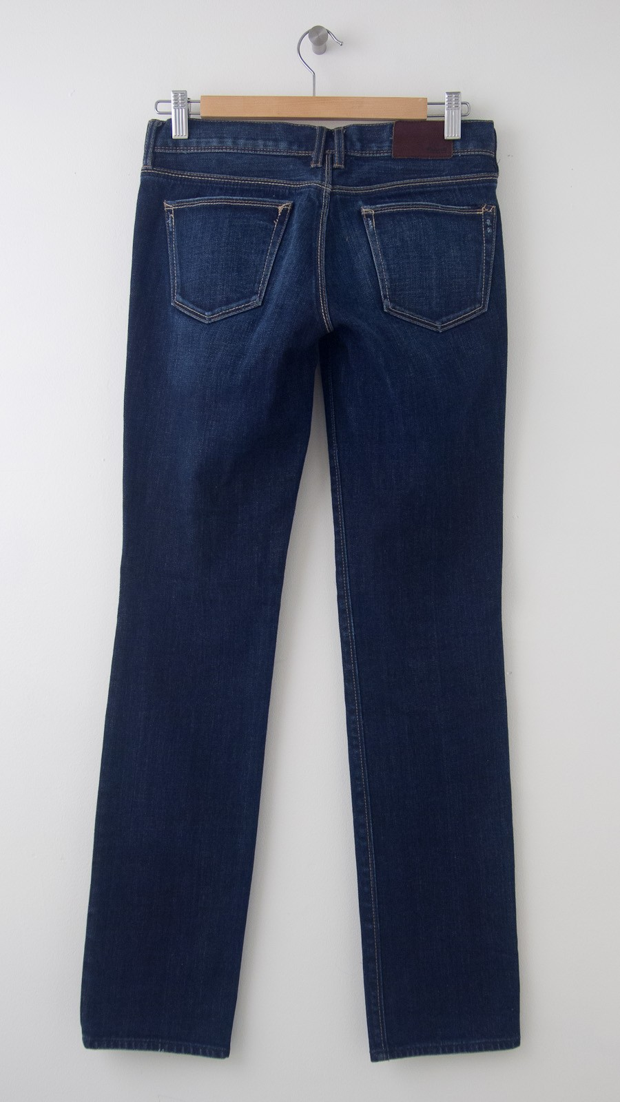 Madewell Rail Straight Jeans Women S 25