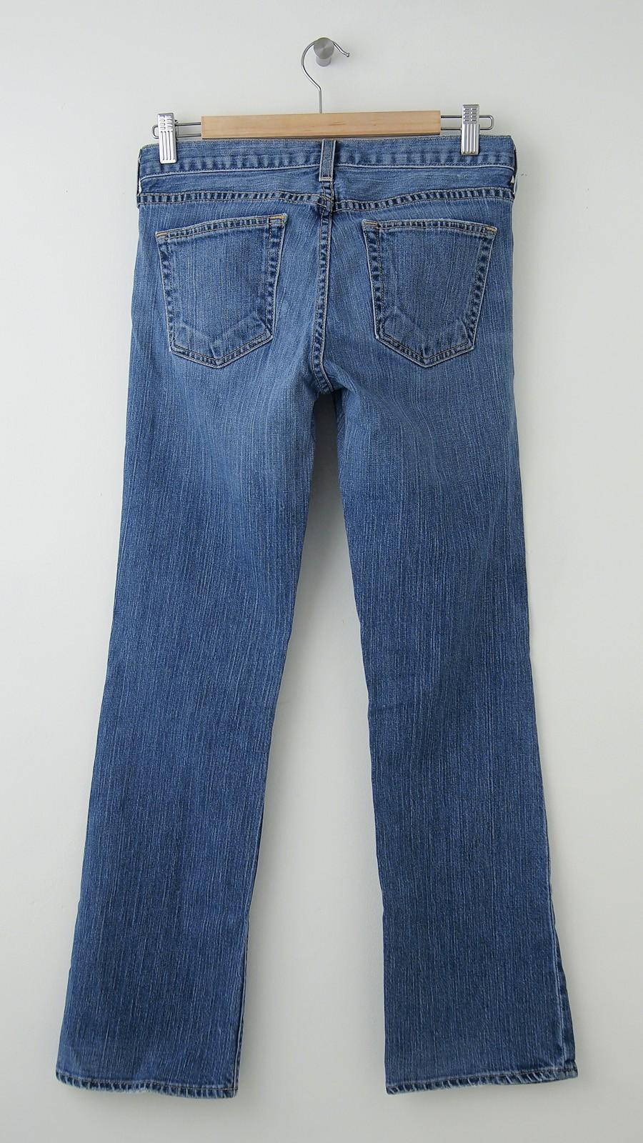 J Crew Bootcut Jeans Women S 28s Short