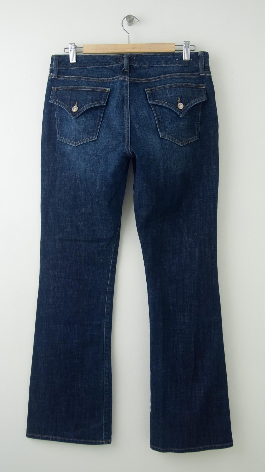 Gap Curvy Flare Jeans Women S 10 30r Regular