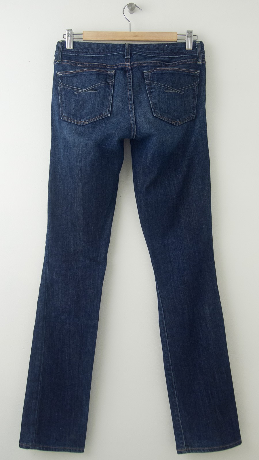 Gap 1969 Real Straight Jeans Women S 25 0