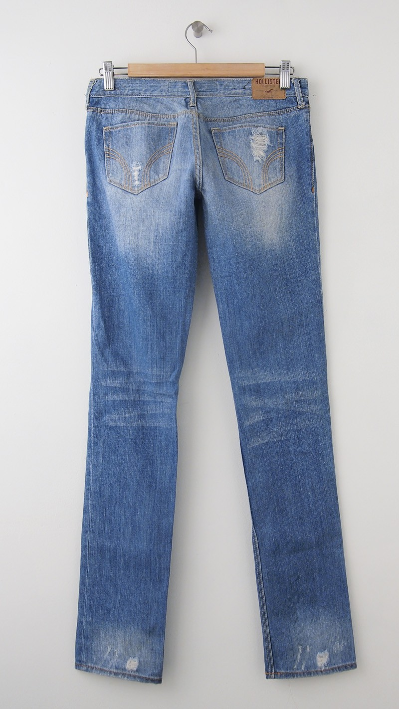 Hollister Laguna Skinny Jeans Women's 3L - Long
