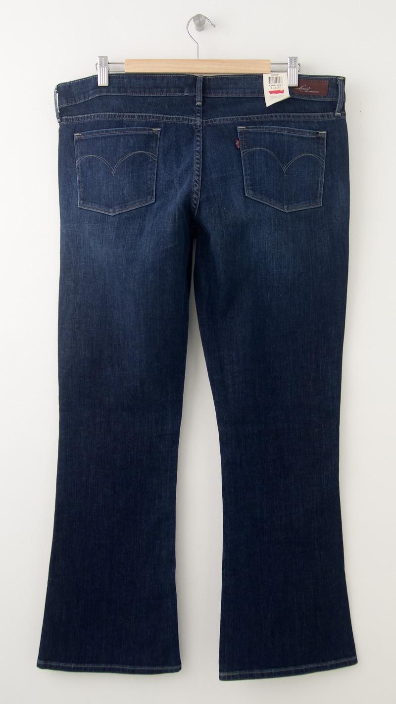 new levi 39 s slight curve modern rise skinny boot jeans. Black Bedroom Furniture Sets. Home Design Ideas