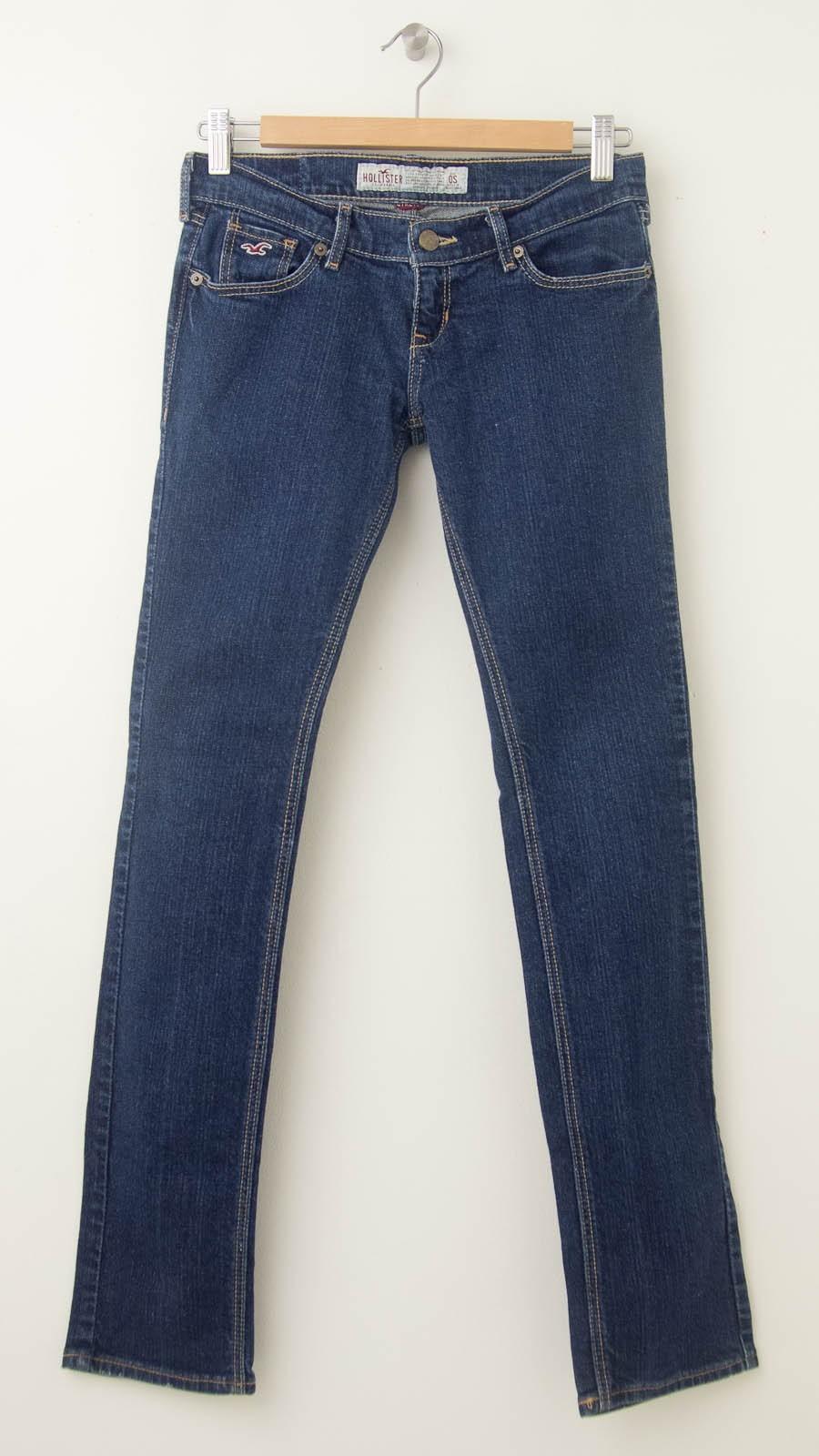 Hollister Laguna Skinny Jeans Women's 0S - Short