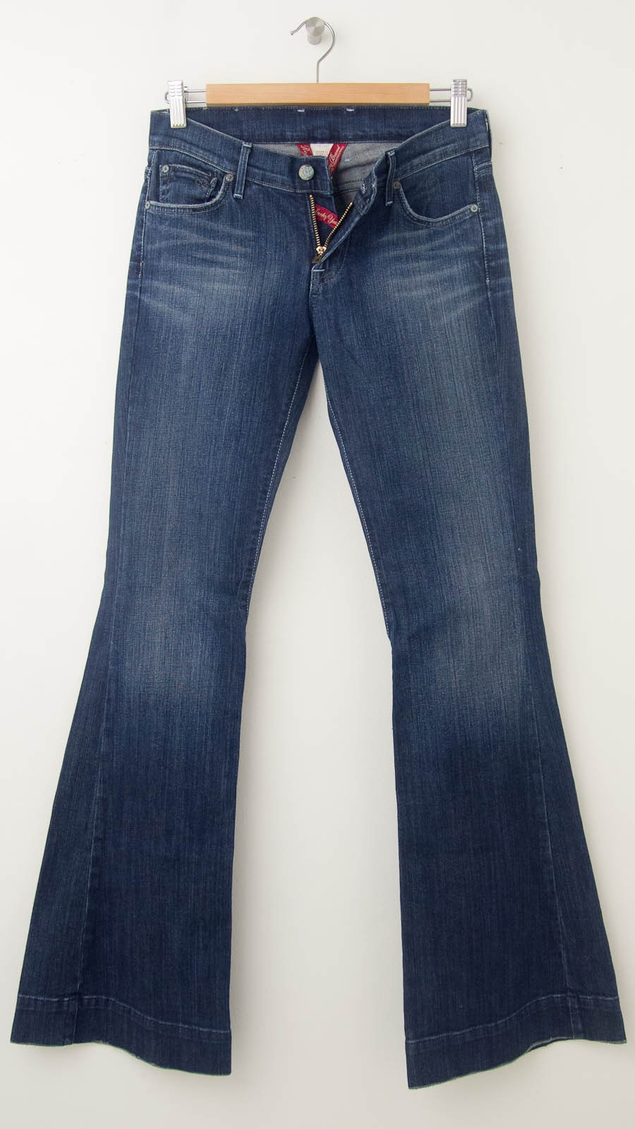 Lucky Brand Sundown Wide Leg Jeans Womenu0026#39;s 0/25 Regular