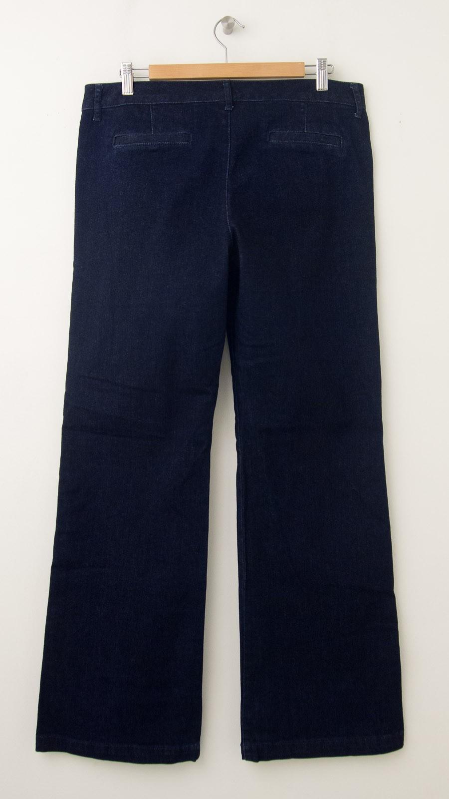 Banana Republic Trouser Jeans Women s 31S Short