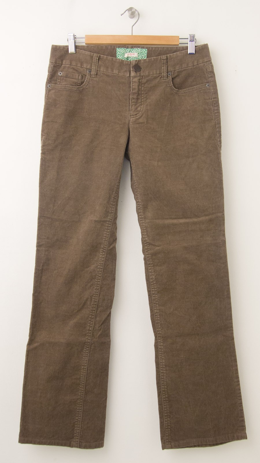 Elegant Seven For All Mankind Bootcut Corduroy Pants Women39s 28