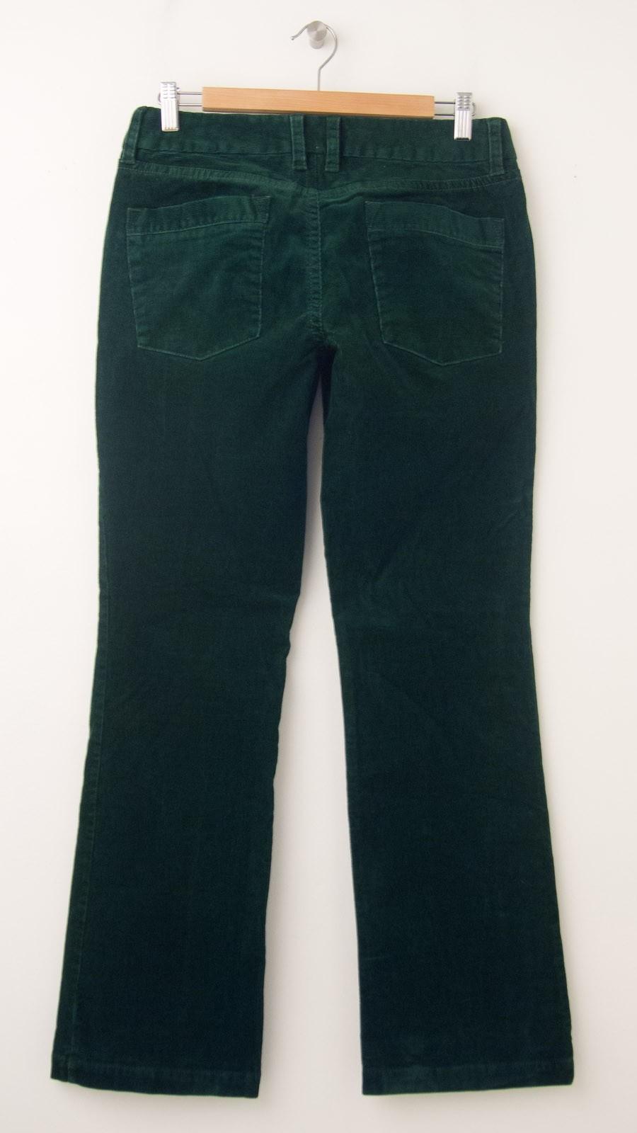 d048039c4f4 J. Crew Favorite Fit Stretch Bootcut Cord Corduroy Pants Women's 4S ...