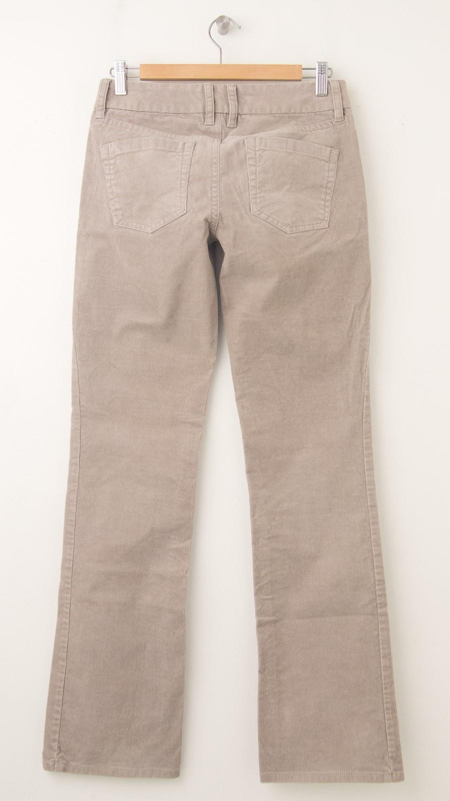 e3bf8c73ff7 ... J. Crew Favorite Fit Stretch Bootcut Cord Corduroy Pants Women's 0R