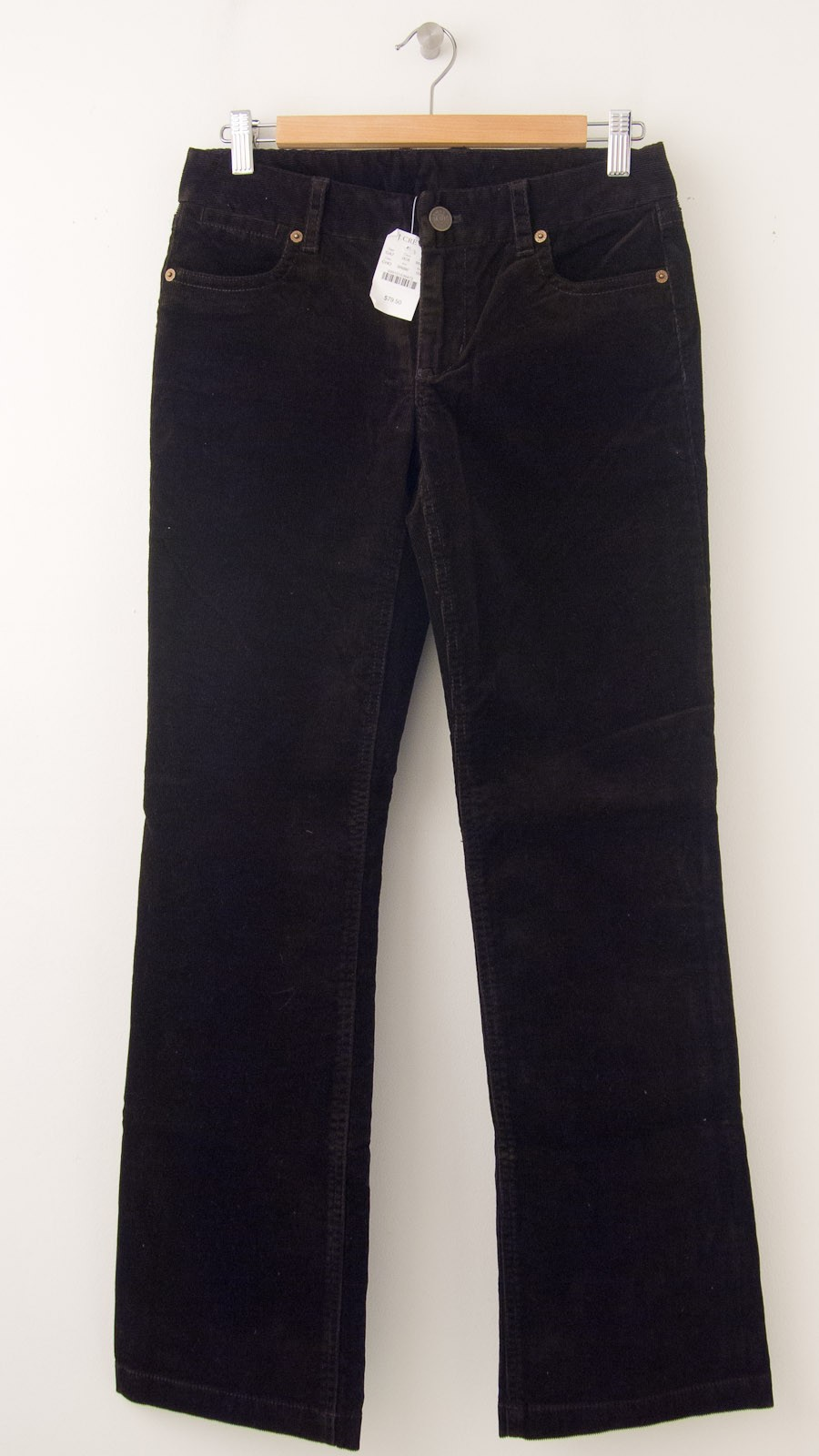 9c7fd39b915 J. Crew Stretch Vintage Favorite Fit Bootcut Cord Corduroy Pants ...