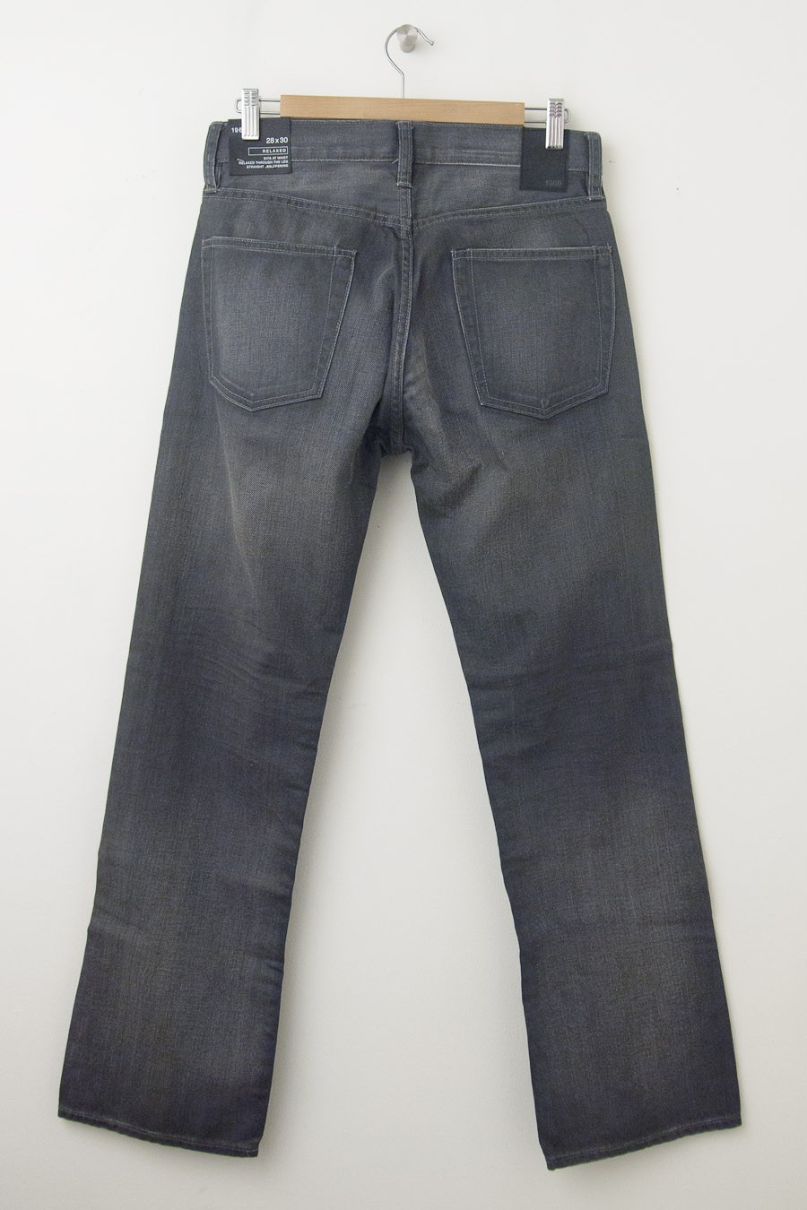 New Gap 1969 Relaxed Fit Jeans In Grey