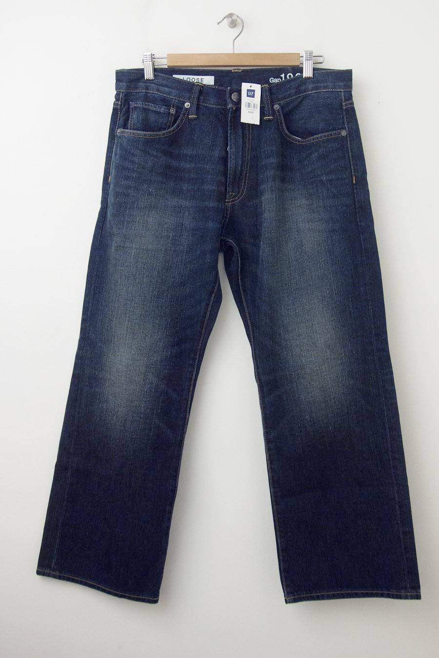 Loose Fit Women S Jeans