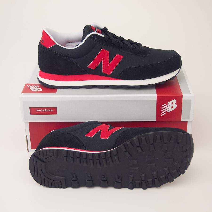 e594c4715 New Balance Men's 501 Team Spirit Running Shoes ML501TSK in ...