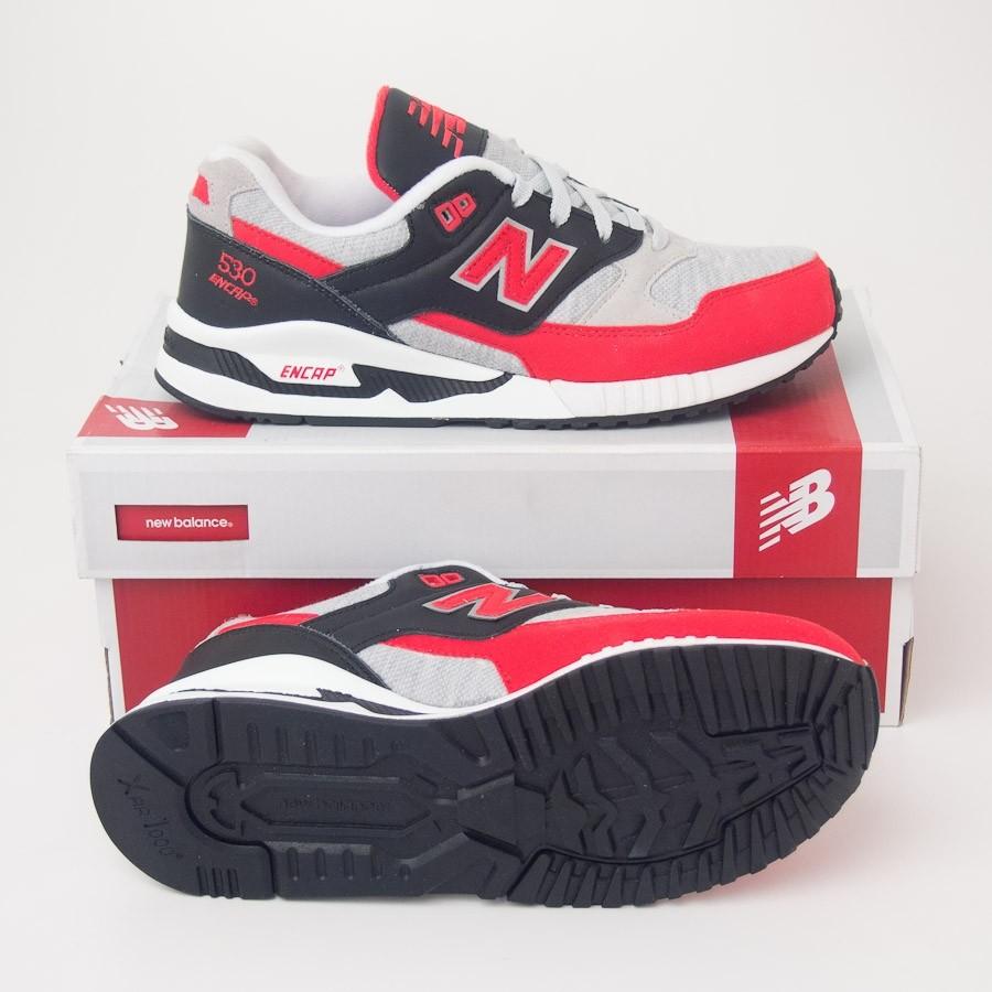 168c7624aba39 New Balance Men s Retro 530 90s Classics Running Shoes ...