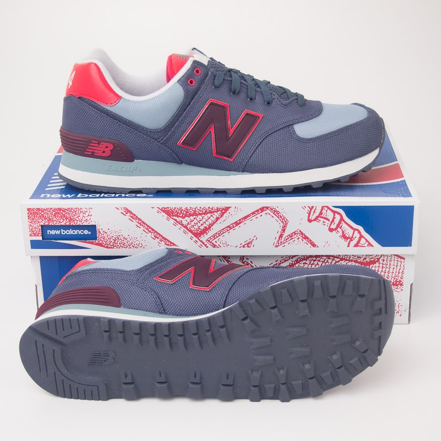 new balance 574 series winter harbor ml574wnb