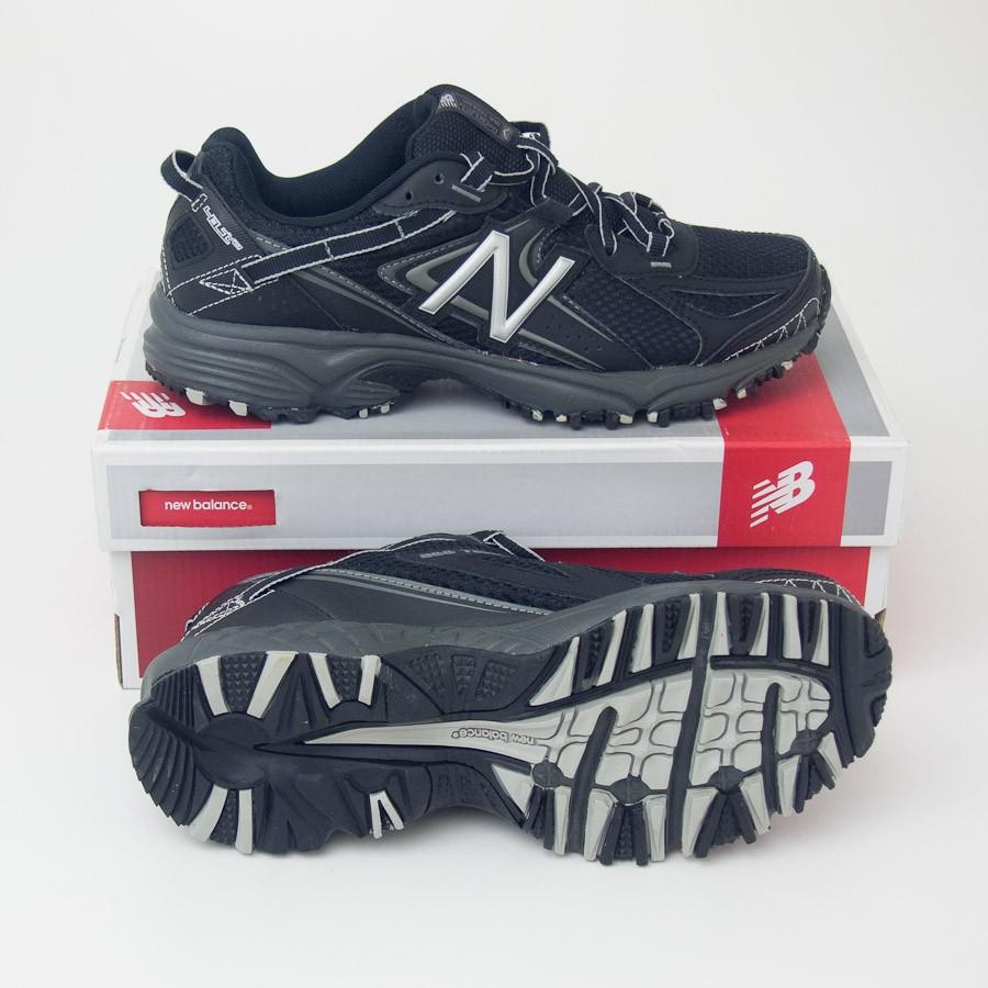 411v2 Trail Running Shoe MT411SB2 in Black