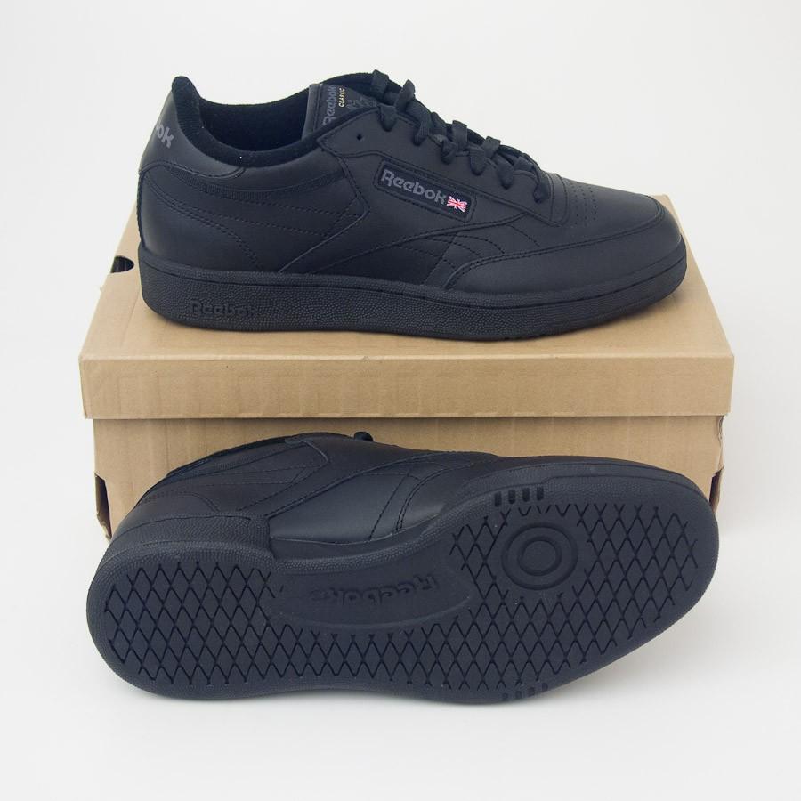 In V61892 C Reebok Club Tennis Blackcharcoal Shoes Men's Classic UTzw0xnwaq